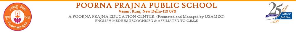 Poornaprajna Public School New Delhi